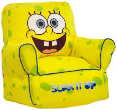 Amazon.com: Nickelodeon Spongebob Squarepants Bean Bag Sofa Chair ... Armchair Bean Bag Russcarnahancom Fniture Amazing Large Black Baby Nursery Modern Chairs Chair Pattern Lumin Game Of Thrones Bean Bag Chair J4h Magazine Bags Amazoncom Brown Butterfly Sofa Singapore Childrens Rooms Babyface Childrens Lounge Pug Kids Uk Cord Lime Green Best For Adults Stair Conference Table Carts Bazi Bazaar