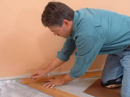 Grip Strip Vinyl Flooring by How To Install Vinyl Tile Flooring How Tos Diy