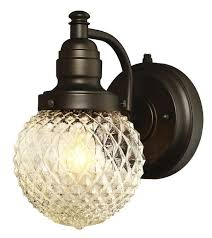 westinghouse eddystone one light outdoor wall fixture rubbed