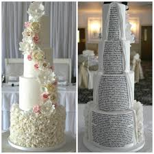 Rosewood Wedding Cakes