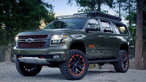 Chevrolet & Luke Bryan Design A Huntin', Fishin', Suburban - Trusted ...