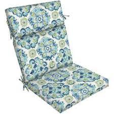 Walmart Patio Dining Chair Cushions by Mainstays Outdoor Patio Dining Chair Cushion Green Texture