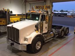 100 Tri Axle Heavy Haul Trucks For Sale Equipment For Sale 04 Kenworth T800W Tractor