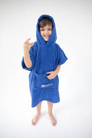 Booikids Changing Towel Robe