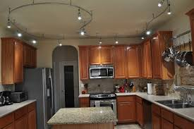 captivating kitchen track lighting ideas kitchen track lighting