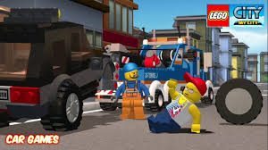Lego Game | Cartoon About Tow Truck | Lego Movie | Lego Cars | Lego ...