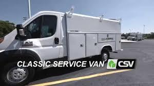 100 Reading Truck Aluminum Classic Service Van CSV Walk Around YouTube
