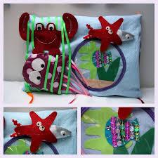 tapis d eveil couture tuto du tapis d éveil en 9 coussins la mer couture pour enfant