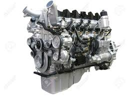 100 Truck Engine Isolated Stock Photo Picture And Royalty Free Image