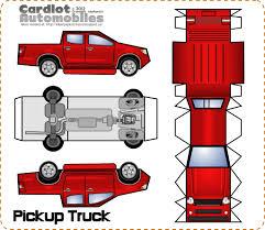 100 Truck Papet 29 Images Of Paper Template Leseriailcom