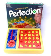 Image Is Loading Vintage Lakeside 039 S Perfection Board Game W