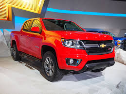 2015 Chevrolet Colorado Shows Up In Los Angeles [Live Photos ...