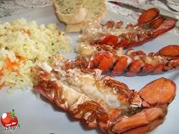cuisiner homard congelé dans mon frigo queues de homard grillées au four