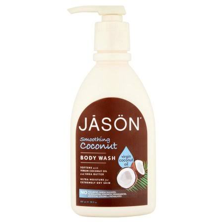 Jason Smoothing Coconut Body Wash - 890ml