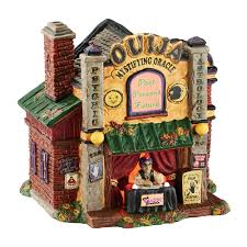 Dept 56 Halloween Village List by Snow Village Halloween