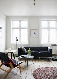 wohnzimmer im skandinavischen stil mit bild kaufen