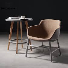 moderne beiläufige einzelne kleine sofa stuhl studie