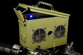 Ammo Can X – The Ammo Can Speaker – Ammo Audio – Ammo Can Speakers