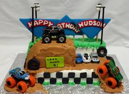 Custom Made Cakes And Cookies In West - Boys Cakes 2 Cars, Trucks ... Cool Homemade Monster Jam Birthday Cake Diy Truck Blaze And The Machines Ideas Edible Image Prty Homeinteriorplus Cakes Decoration Little Themed School Time Snippets Crissas Corner Coolest Mayhem Decoset 14 Sheet Decorating Itructions Decopac 3d Grave Digger Berricakescom Monster Machines Cake With Buttercream Icing Crumbled Four Oaks Bakery
