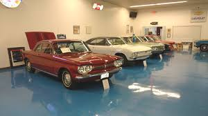 100 The Truck Stop Decatur Il New Linois Museum Honors The Chevrolet Corvair Hemmings Daily