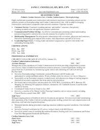Sample Resume Registered Nurse Aged Care Examples For Design Ideas Templates Template Idea