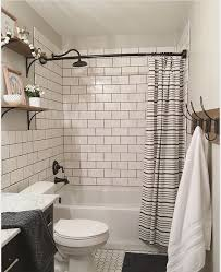 subway tile bathroom never go out of style pickndecor