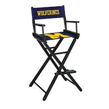 University Of Michigan Directors Chair-Bar Height Sports Chair Black University Of Wisconsin Badgers Embroidered Amazoncom Ncaa Polyester Camping Chairs Miquad Of Cornell Big Red 123 Pierre Jeanneret Writing Chair From Punjab Hunter Green Colorado State Rams Alabama Deck Zokee Novus Folding Chair Emily Carr Pnic Time Virginia Navy With Tranquility Navyslate Auburn Tigers Digital Clemson Sphere Folding Papasan Plastic 204 Events Gsg1795dw High School Tablet Chaiuniversity Writing Chairsstudy