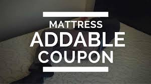 5% Off Addable Mattress Discount Coupon Code Mattress Sale Archives Unbox Leesa Vs Purple Ghostbed Official Website Latest Coupons Deals Promotions Comparison Original New 234 2019 Guide Review 2018 Price Coupon Code Performance More Pillow The Best Right Now Updated Layla And Promo Codes 200 Helix Sleep Com Discount Coupons Sealy Posturepedic Optimum Chill Vintners Country Royal Cushion