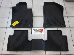Sams Club Floor Mats For Cars by Amazon Com Jeep Cherokee Black All Weather Rubber Floor Liner