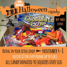 Operation Gratitude Halloween Candy by Hayner Dental 2nd Annual Halloween Candy Buy Back Event Hayner