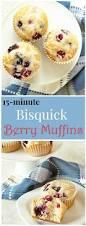 Bisquick Pumpkin Chocolate Chip Muffins by 15 Minute Triple Berry Muffins Recipe