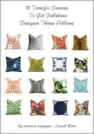 Pottery Barn Throw Pillow Inserts by The Little Known Truth About Throw Pillows Laurel Home