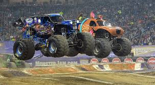 100 Monster Trucks Denver Jam