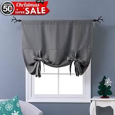 Amazon Prime Kitchen Curtains by Kitchen Window Curtains Amazon Com