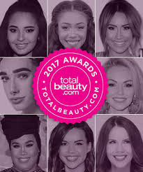 TotalBeauty Awards 2017 Best Influencers