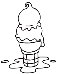 Popsicle clipart melted 9