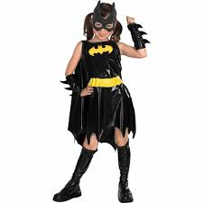 Long Halloween Batman Suit by Girls U0027 Batgirl Costume Walmart Com