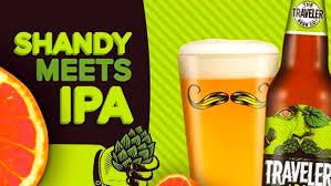 Travelers Pumpkin Beer by Ipa Shandy Review Traveler Beer Company Youtube