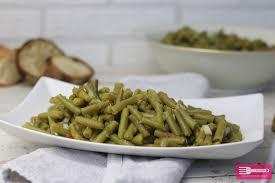 grüne bohnen salat klassisch low carb sandras kochblog