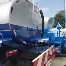 100 Septic Truck China 6cbm 8cbm 10cbm Fecal Suction Tank
