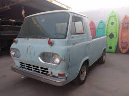 100 Craigslist Mississippi Cars And Trucks 1963 Ford Econoline 3Window Man Pickup Truck For Sale In