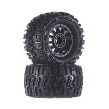 100 15 Truck Tires ProLine 1170 110 Trencher 28 All Terrain F11 Blk