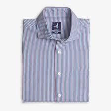 100 Toby Long Cut Away Collar Sleeve Shirt JohnnieO
