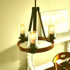 Barrington 5 Light Chandelier Terrific Candle Lowes Dining Room Chandeliers Round Dark Brown With Glass Lap And Black Metal