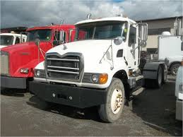 2007 MACK GRANITE CV713 Day Cab Truck For Sale Auction Or Lease ...