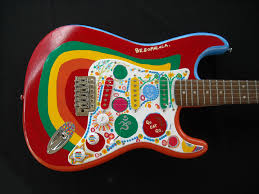 Rocky Strat By Beatlesuits