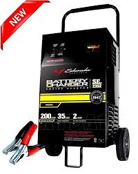 100 Heavy Duty Truck Battery Charger 12V Car Portable Booster Power Jump