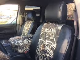100 Dodge Truck Seat Covers 2004 Ram 2500 Quad Cab Realtree Max4 Sport Camo With Black