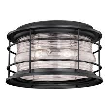 Wayfair Flush Ceiling Lights by Vaxcel Lighting Outdoor Flush Semi Flush Mount Ceiling Lighting