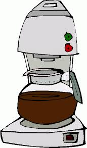 Free Coffee Pot Clipart Image